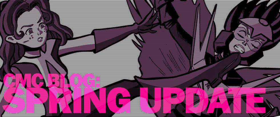 CMC Blog: Spring Update